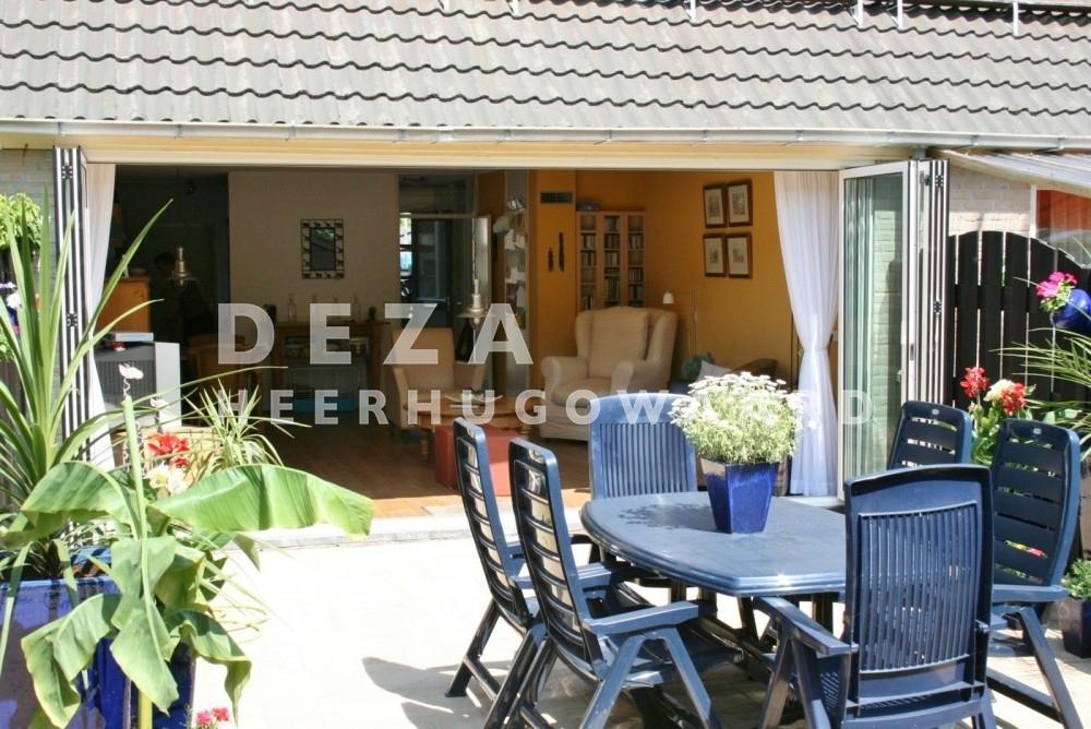 vouwwanden koopt u bij Deza kozijnen in Heerhugowaard