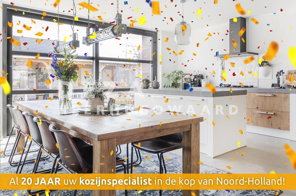 Deza Kozijnen Heerhugowaard - al 20 jaar uw kozijnspecialist in de kop van Noord-Holland