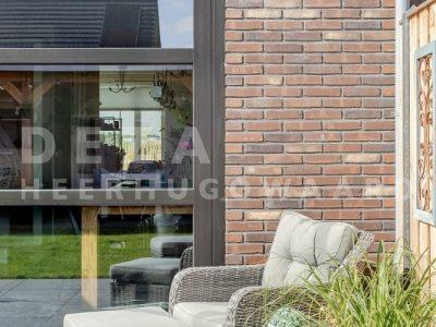 Deza Kunststof kozijnen Heerhugowaard - referentie kunststof schuifpui nieuwbouwwoning