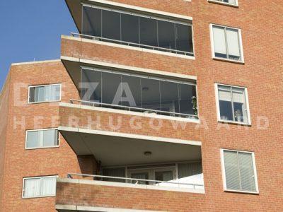 Deza Kozijnen Heerhugowaard - referentie - balkonbeglazing