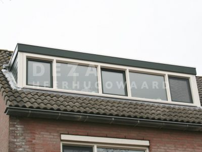 Deza kozijnen Heerhugowaard - dakkapel geeft ruimte