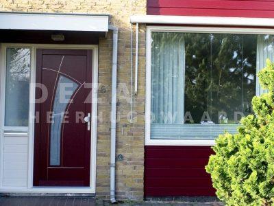 Deza Kozijnen Heerhugowaard - kunststof voordeur, Keralit, gevelbekleding, raam