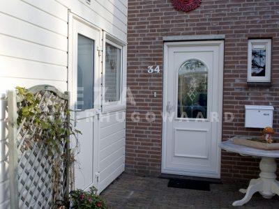 Deza Kozijnen Heerhugowaard - kunststof voordeur, deur, raam, kozijnen, gevelbekleding, Keralit