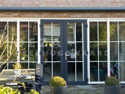 Deza kunststof kozijnen Heerhugowaard - kunststof tuindeuren