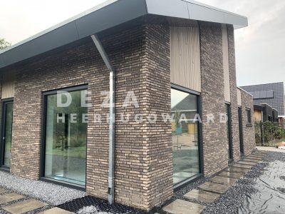 Deza kozijnen Heerhugowaard - kunststof kozijnen - referentie Limmen kunststof ramen