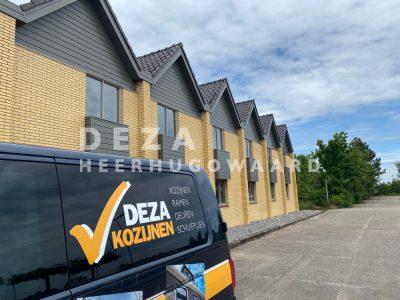 Deza Kozijnen Heerhugowaard - Gevelbekleding in Heiloo