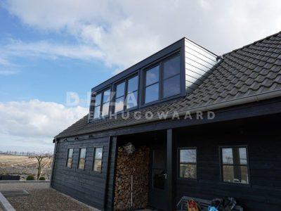 Deza kozijnen Heerhugowaard - dakkapel geeft ruimte Dakkapellen referentie Klei - antraciet