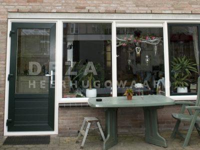 Deza kunststof kozijnen Heerhugowaard - kunststof ramen kunststof achterdeur