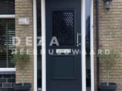 Deza Kozijnen Heerhugowaard - kunststof voordeur in Den Helder
